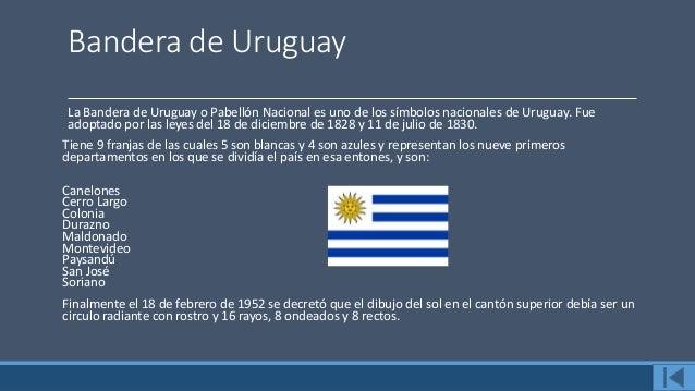 Lugares importantes de Uruguay Punta del Este: Uno de los balnearios más celebres de Sudamérica, famoso por su glamorosa o...