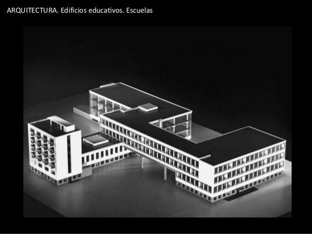Repertorio im genes proyecto ii arquitectura for Edificios educativos arquitectura