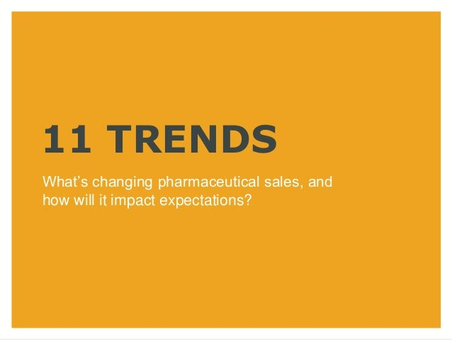 what is pharmaceutical sales