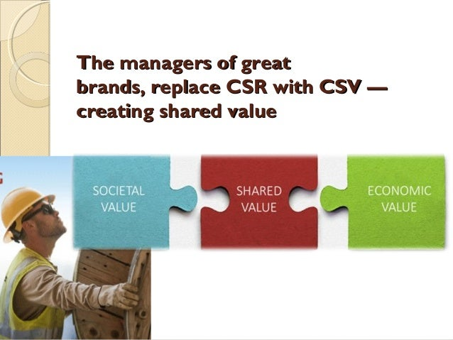 shared value creation A knowledge platform to provide research, training, business cases and other opportunities on topics of shared value creation, business sutanability, business networking and other social innovation practices.