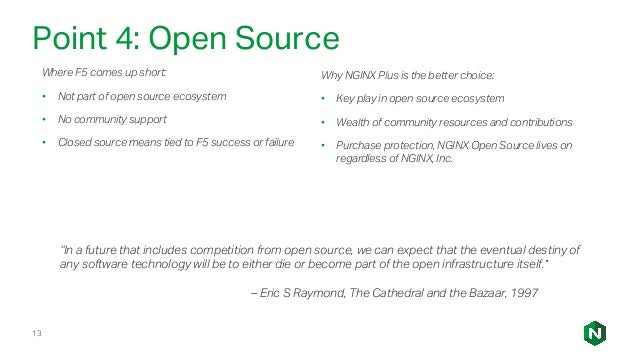 Replacing and Augmenting F5 BIG-IP with NGINX Plus - EMEA
