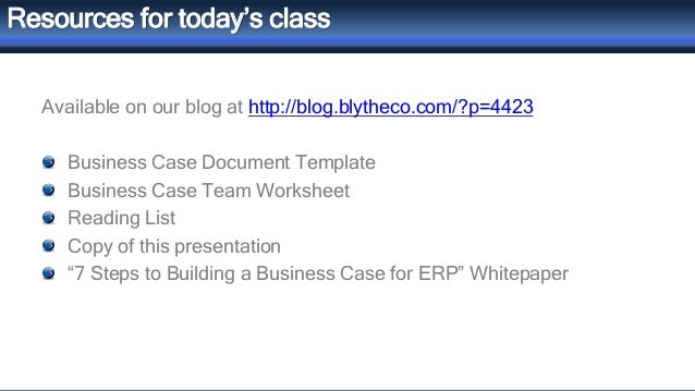 How to build a business case for erp replatforming your homework for next time 30 wajeb Choice Image