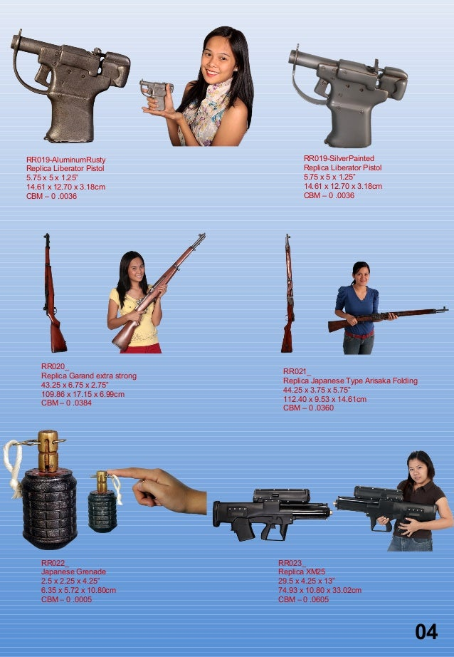 Ww2 Japanese Weapons