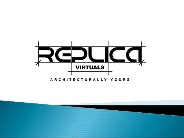 replica virtuals pvt ltd interior and exterior design