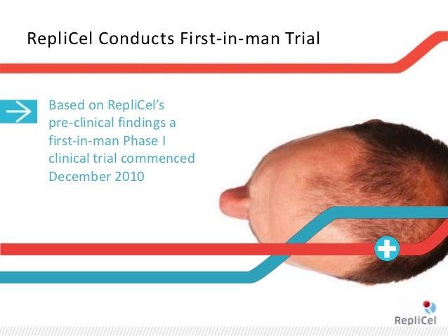 RepliCel Investor/Shareholder November 2012 Presentation
