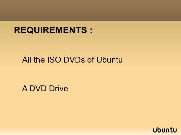 How To Add DVD Repositories in Ubuntu Slide 2