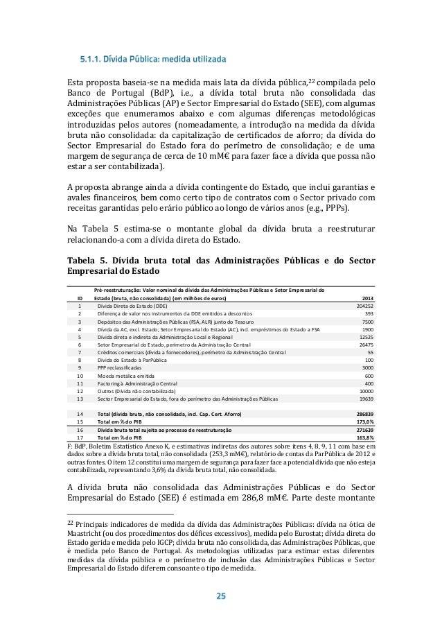 Dados do Banco de Portugal indicam que a Administração Central tinha responsabilidades contingentes (na forma de garantias...
