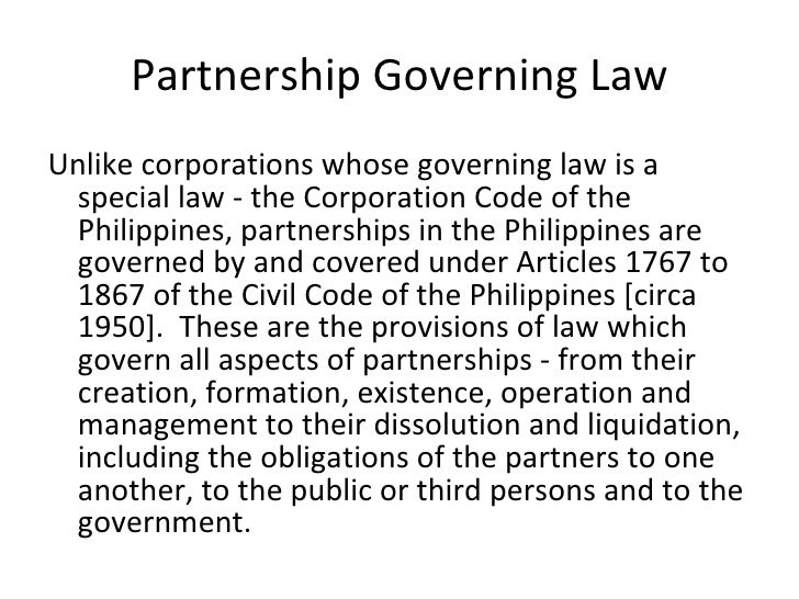partnership reviewer ateneo law Civil law reviewer- p a r t n e r s h i p memory aid partnership -  by the contract of partnership, 2 or more persons bind themsel.