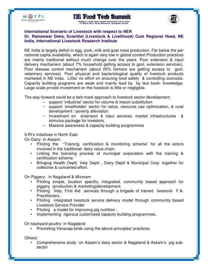 Report on NE Food Tech Summit