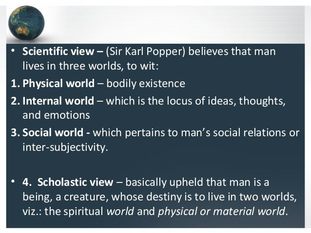 understanding the definition of existentialism Existentialism is often considered a depressing philosophy a philosophy of despair  —a change in understanding of human nature: man just another animal.