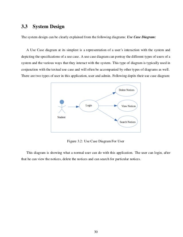 Report on e notice app an android application figure 31 detailed design 29 38 ccuart Choice Image