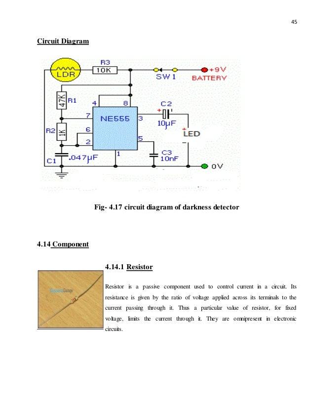 report 45 45 circuit diagram
