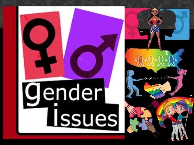 gender issue(s)