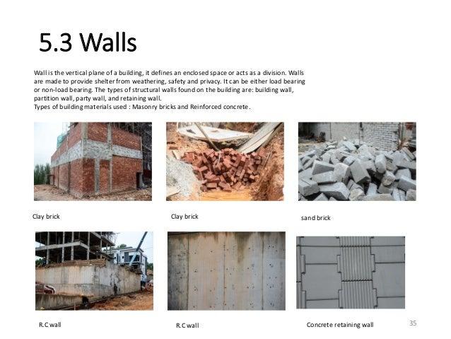 Building Construction 1: project 1