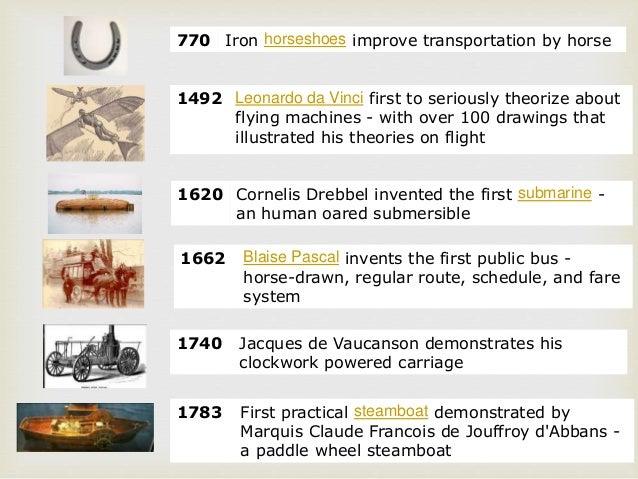 Transportation sector tourism.