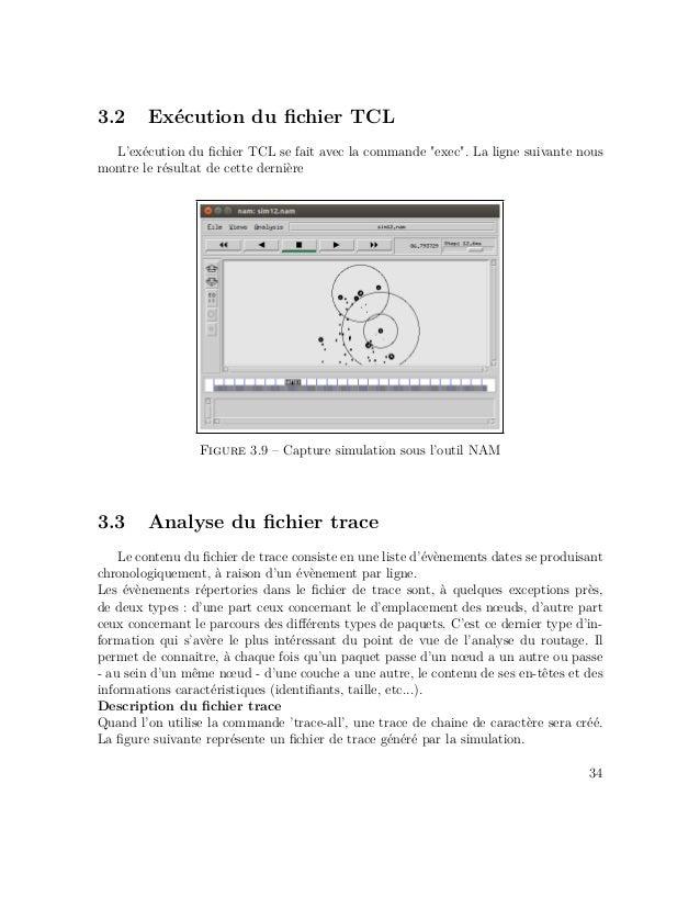 Simulation d'un réseau Ad-Hoc sous NS2