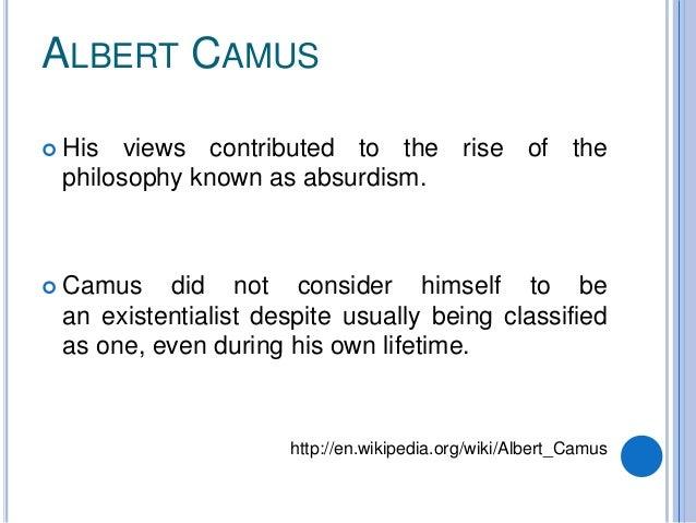 Tech Report Khan Academy Homework Help Albert Camus Existentialism
