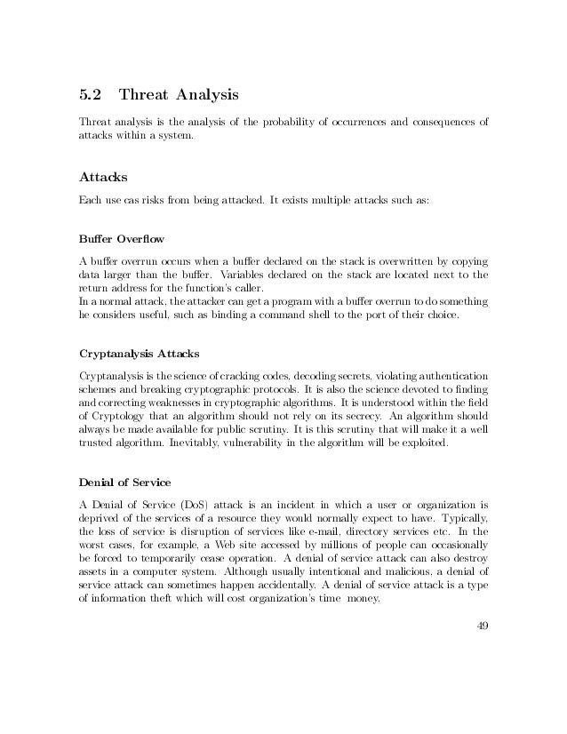 Audit and security application report
