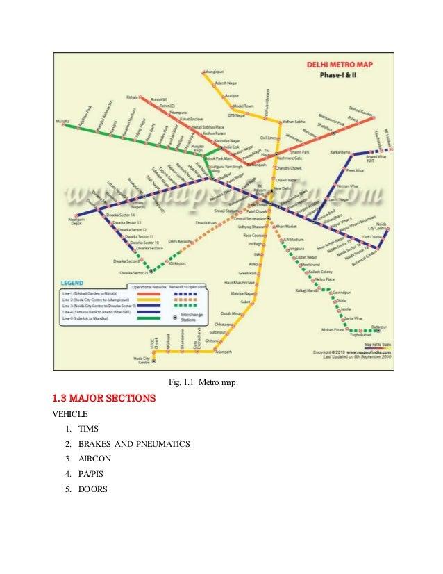 😍 Delhi metro route map 2019 pdf   Delhi Metro Stations Map  2019-03-05