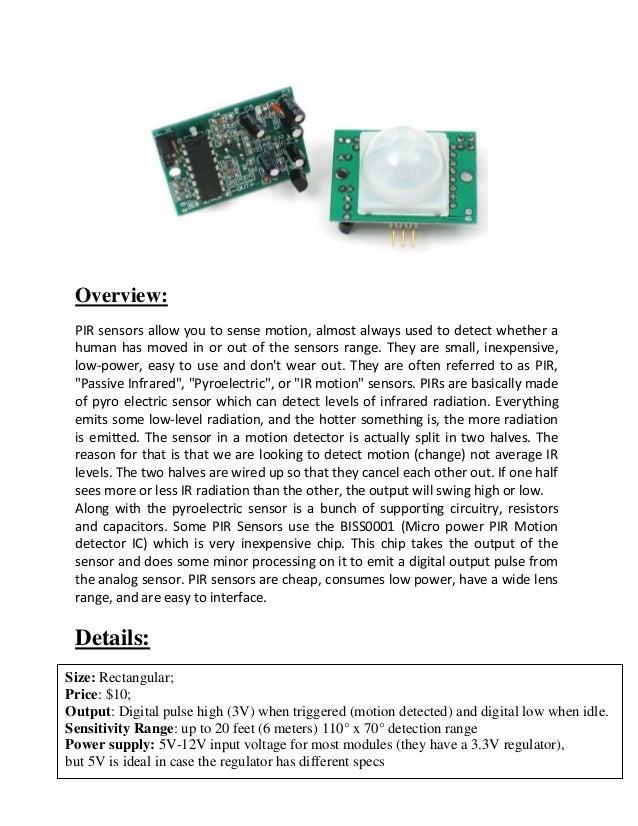 Automatic Door Opener using PIR Sensor