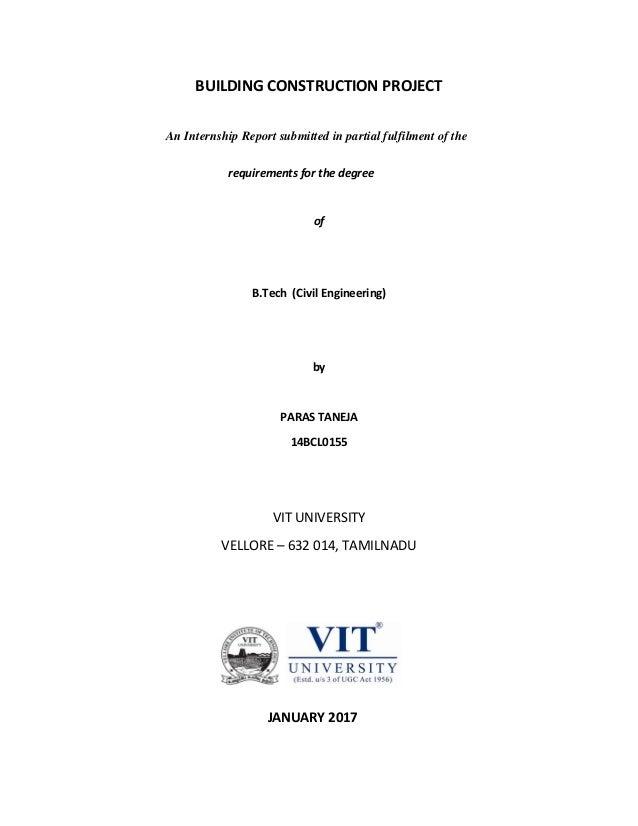 DLF Internship Report