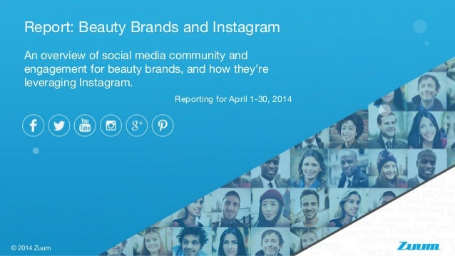 An overview of social media community and engagement for beauty brands, and how they're leveraging Instagram. Report: Beau...