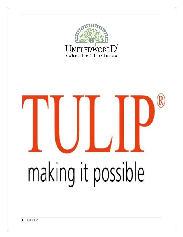 1 | T U L I P