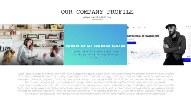 Report Multipurpose Free PowerPoint Template Slide 2