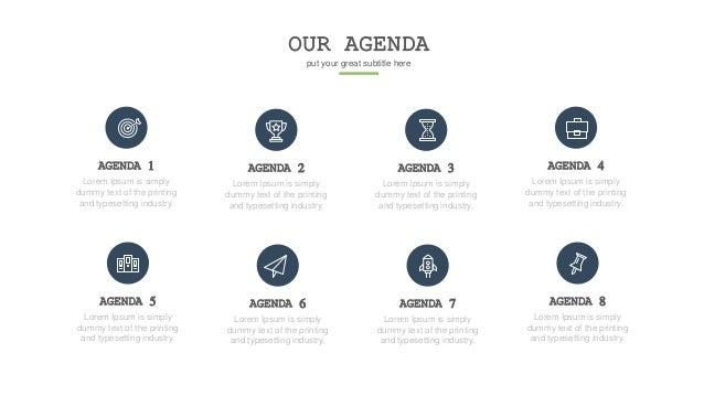 Report Multipurpose Free PowerPoint Template Slide 3