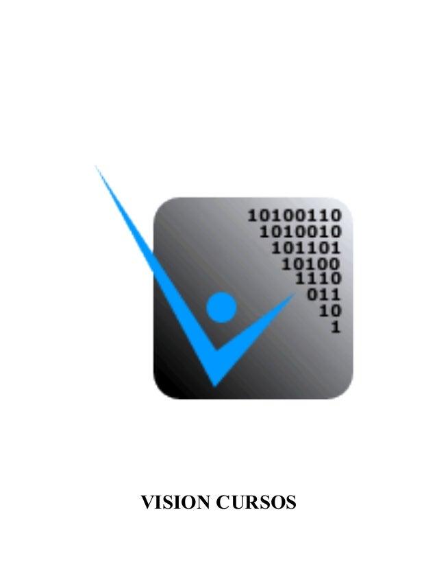 VISION CURSOS