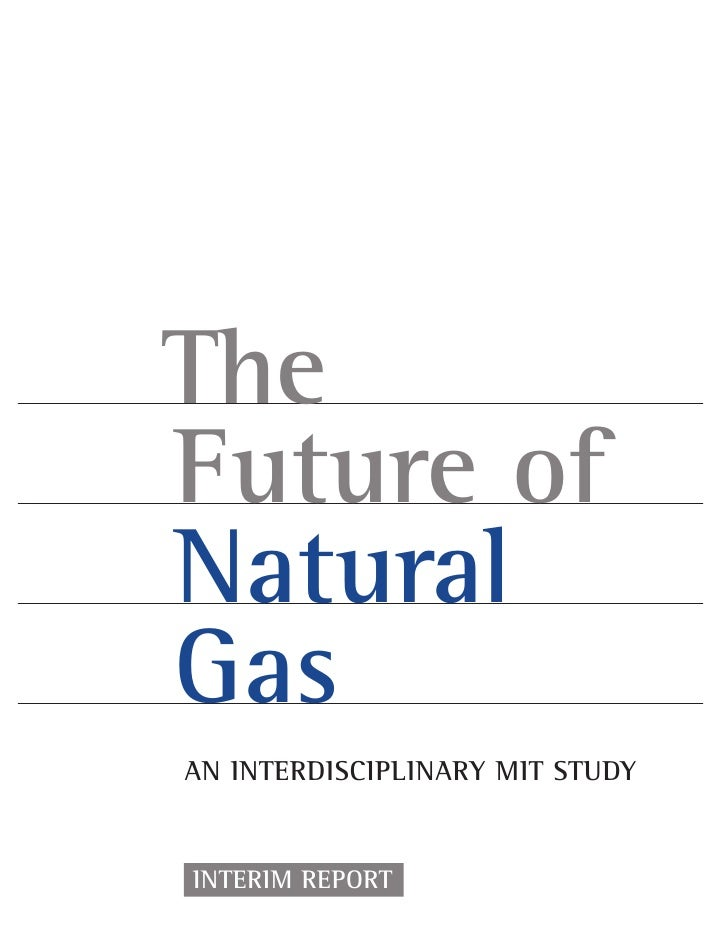 Why natural gas is the future -- not coal