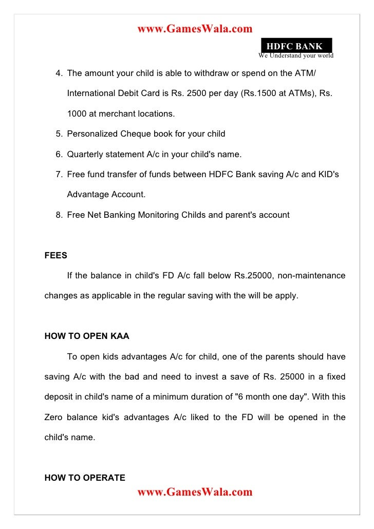 hdfc net banking application download for pc