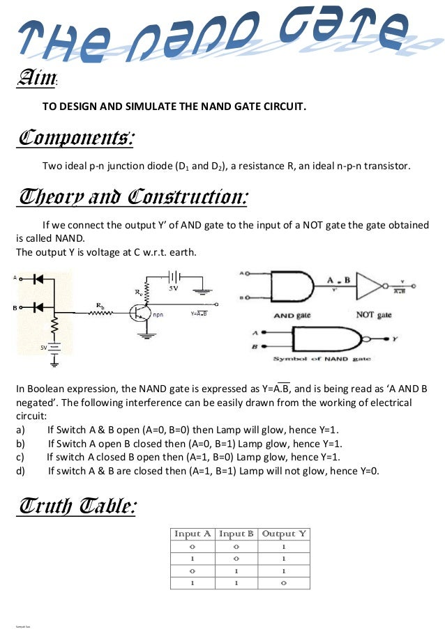 report design logic gate combination for a given truth table Given function equals 1 in sop form  combinational logic circuit design specify combinational function using truth table.
