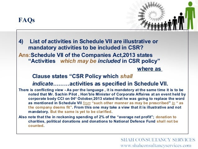 csr companies act 2013 pdf
