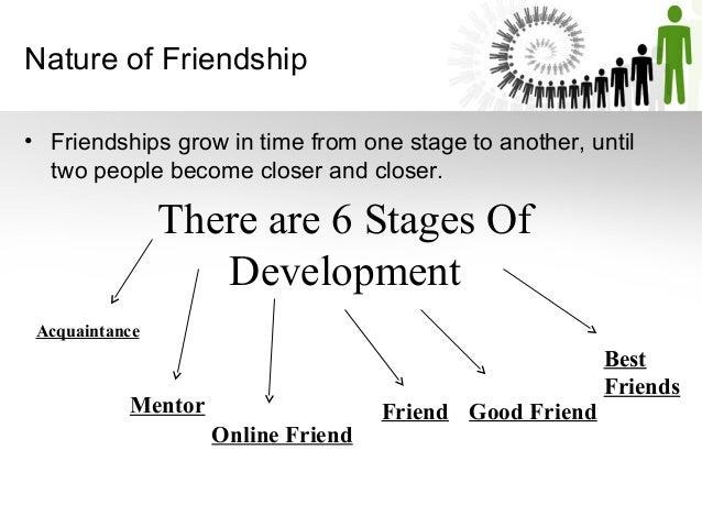 how to make an acquaintance a friend