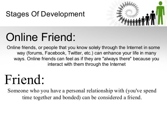 where to find friends online
