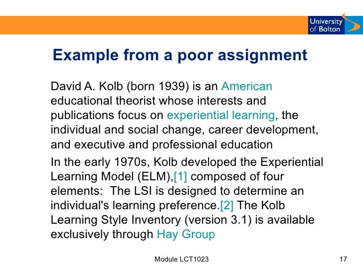 report on david a kolb s model Kolb's reflective cycle in 3 minutes skip navigation  need to report the video  david kolb's experiential learning theory .