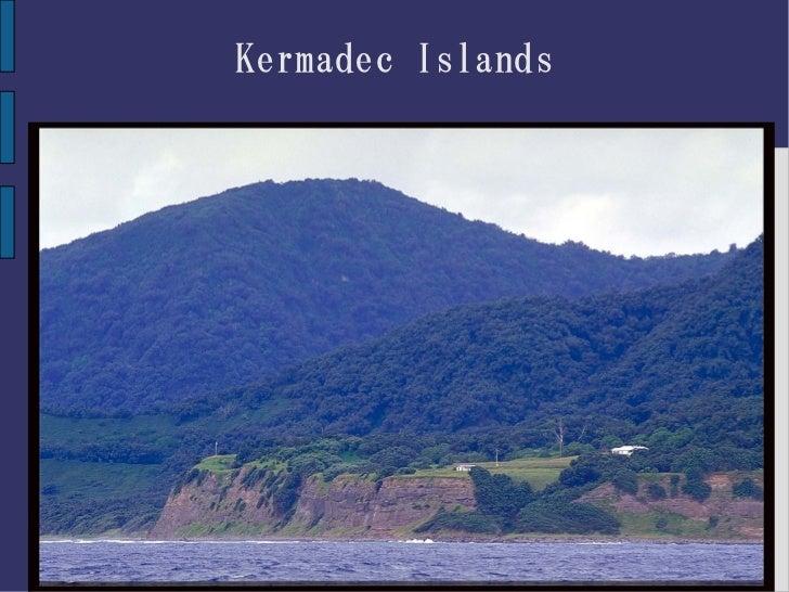 Kermadec Islands      タイトル