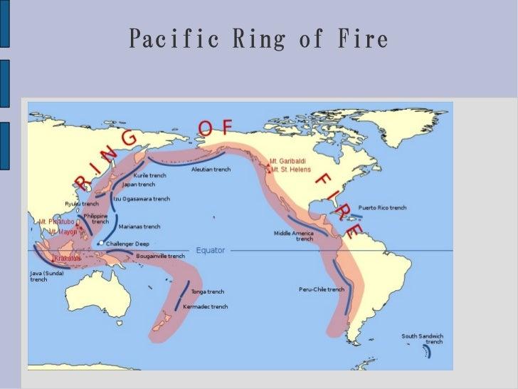 Pacific Ring of Fire       タイトル