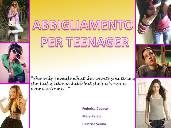 more photos 9232b b5c14 Abbigliamento per teenager