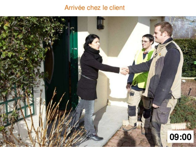 Reportage photo raccordement client ftth Slide 3