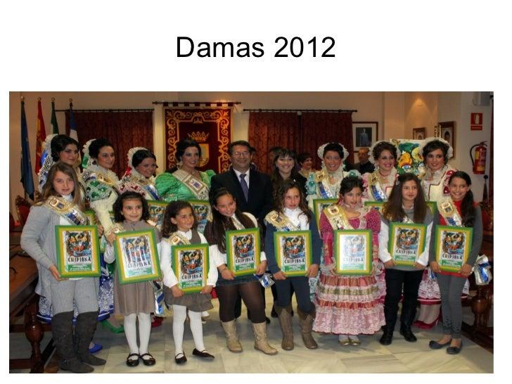 Damas 2012