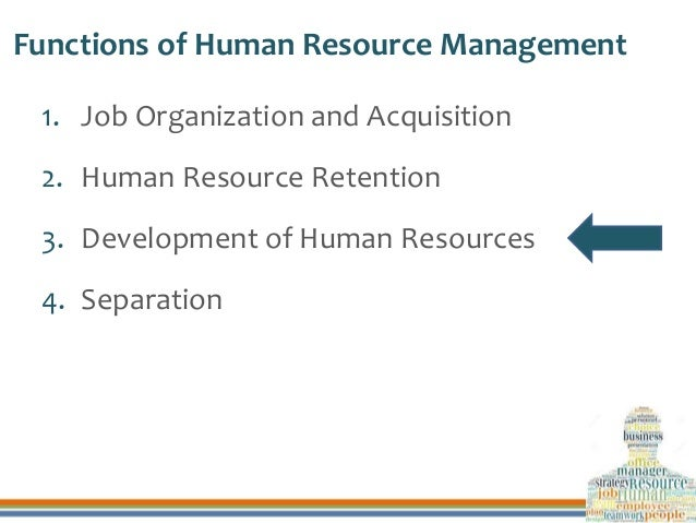 envolving future of human resource management essay 21st century human resources: employee advocate, business partner, or both his business studies focused on human resources management while his legal studies focused on labor and employment law six competencies for the future of human resources.