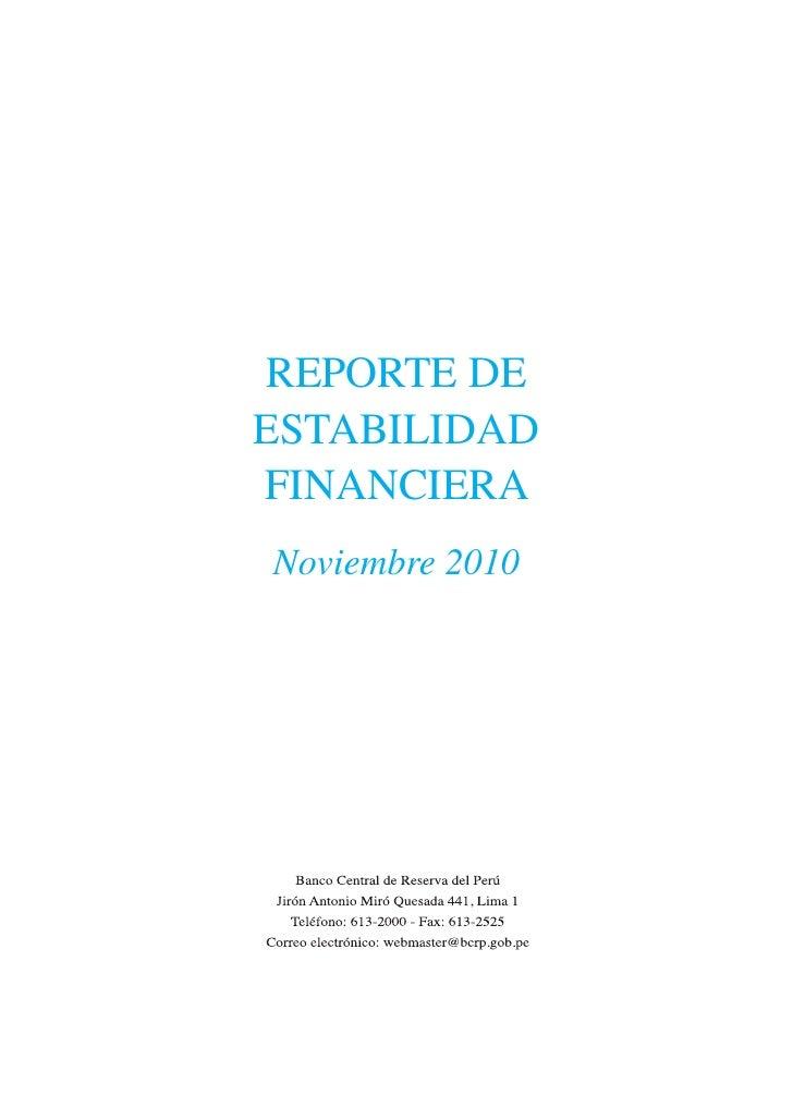 Reporte estabilidad-financiera-noviembre-2010