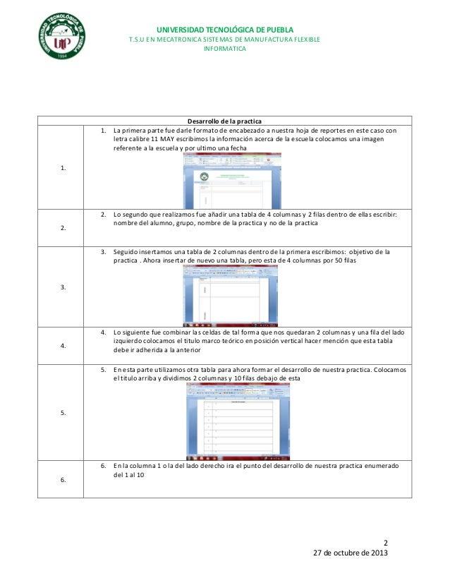 Reporte 3-diseño de una documento en word