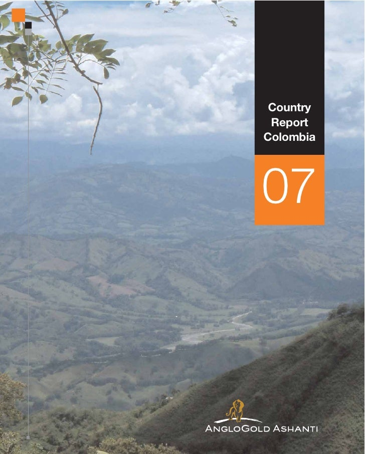 Country ReportColombia07