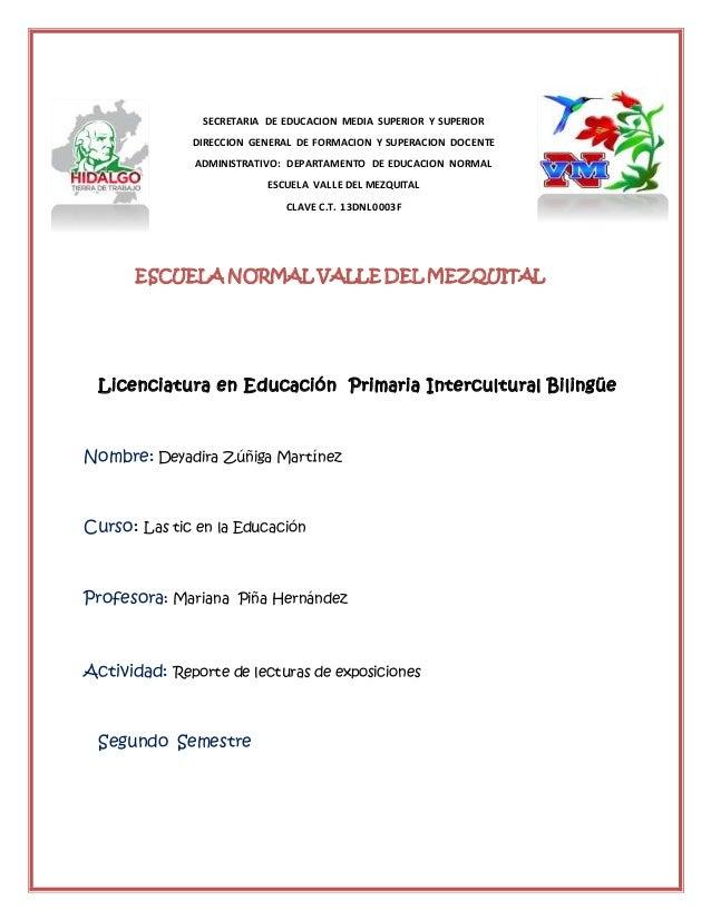 SECRETARIA DE EDUCACION MEDIA SUPERIOR Y SUPERIOR DIRECCION GENERAL DE FORMACION Y SUPERACION DOCENTE ADMINISTRATIVO: DEPA...