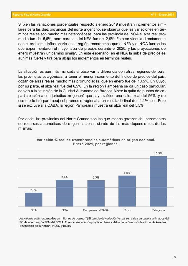 Reporte Fiscal Norte Grande edición 2 Slide 3