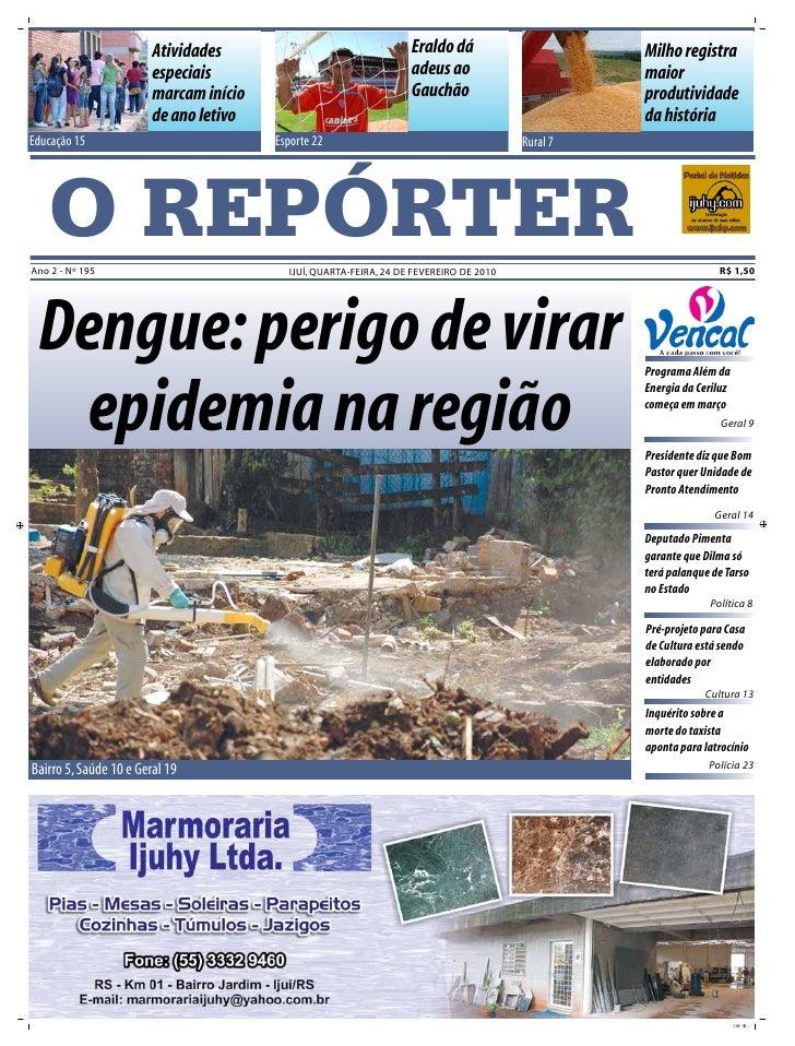 Atividades                                 Eraldo dá                      Milho registra                         especiais...