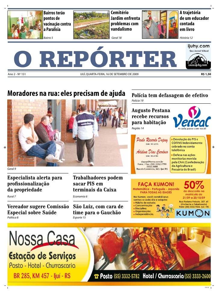Reporter Ed 151